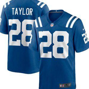 Jonathan Taylor 28 Royal Indianapolis Colts Jersey
